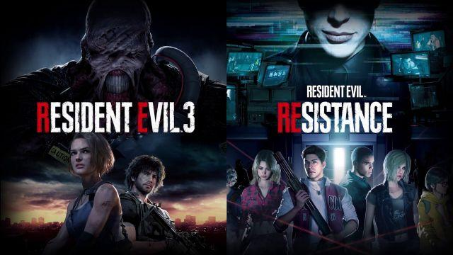 Resident Evil 3 Demo & Resistance Open Beta Trailer