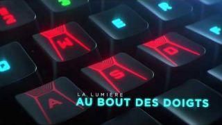 Découvrez le clavier G410 Atlas Spectrum - French