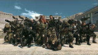 [Official] METAL GEAR ONLINE GAME PLAY DEMO | MGSV: THE PHANTOM PAIN (US) ESRB [KONAMI]