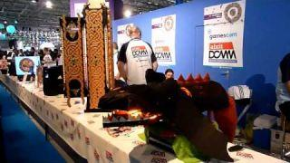 Case Modding Masters DCMM @ GamesCom 2011 - 2015