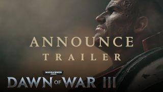 Dawn of War III – Announcement Trailer - FRE