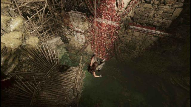 Shadow of the Tomb Raider - Traversée Périlleuse