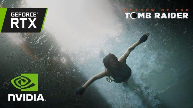 Shadow of the Tomb Raider: Exclusive 4K PC Tech Trailer