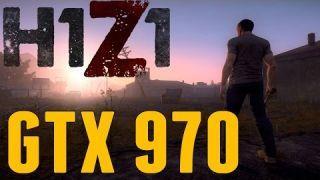 H1Z1 PC Gameplay GTX 970 Ultra Settings 1080p 60FPS