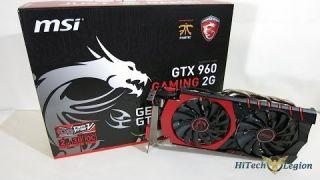 MSI GTX 960 Gaming 2G Overview and Benchmarks