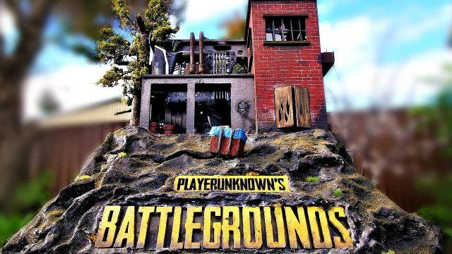 The ULTIMATE PUBG Gaming PC | Time Lapse