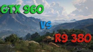 R9 380 vs GTX 960 Test in 5 Games (i5 4690k)