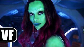 LES GARDIENS DE LA GALAXIE 2 Bande Annonce TEASER VF (Disney, Marvel 2017)
