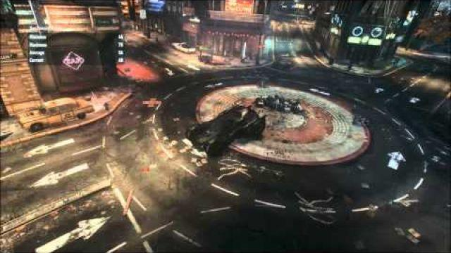 Batman Arkham Knight 1080p and 1440p FPS Performance 4GB Gigabyte R9 380 G1 Gaming
