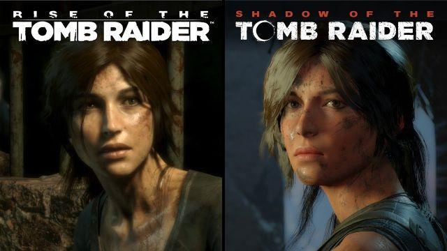 Shadow of the Tomb Raider vs Rise of the Tomb Raider   Direct Comparison