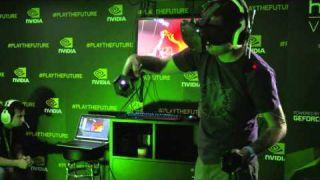 NVIDIA powers Tilt Brush Art Contest on HTC Vive at PAX 2015