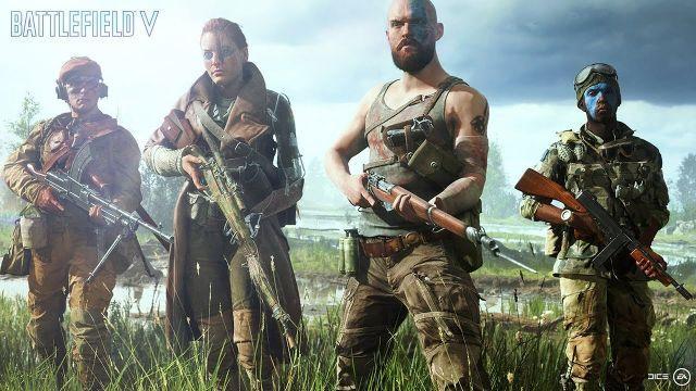 Bande-annonce de révélation officielle de Battlefield 5