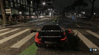 Project CARS - Rain Effect Day and Night