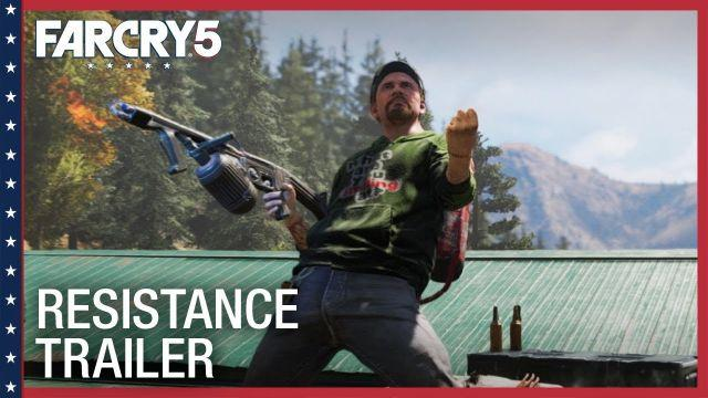 Far Cry 5: The Resistance | Trailer | Ubisoft [US]