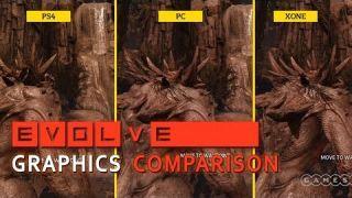 Evolve - Graphics Comparison