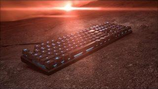 ROCCAT Suora | Frameless Mechanical Gaming Keyboard - Official Trailer