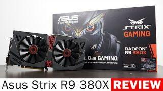 Asus Strix R9 380X Review & Gaming Benchmarks