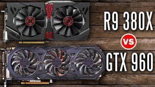 Asus Strix R9 380x vs Gigabyte G1 GTX 960 4GB - Graphics Card Showdown!