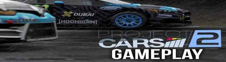 PROJECT CARS 2 Exclusive Gameplay & First Impressions (Rally Cross)