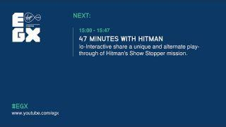 47 Minutes with Hitman