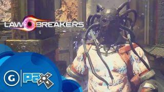 LawBreakers Gameplay Trailer - PAX Prime 2015
