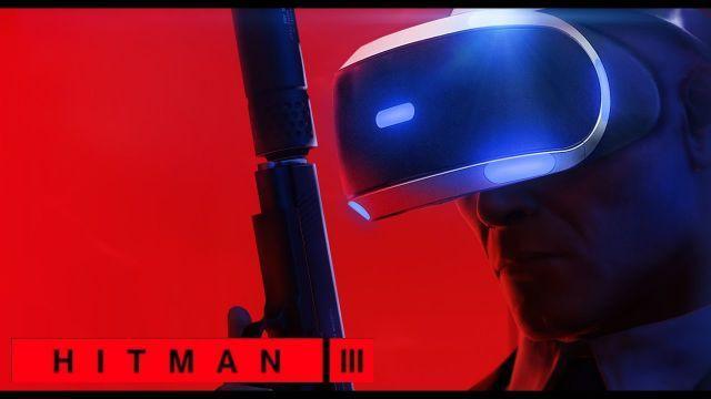 TRAILER HITMAN 3 VR