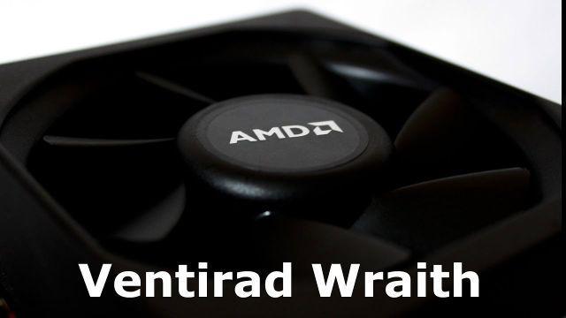 Ventirad AMD Wraith - présentation et montage - GinjFo.com