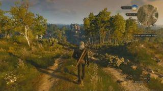 Witcher 3 Gameplay from GDC 2015