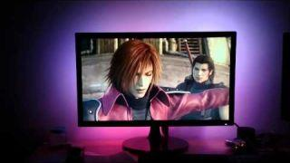 Final Fantasy Crisi core with Arduilight