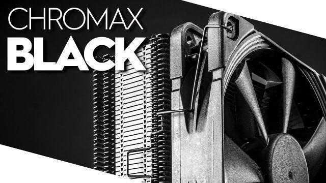 [REVIEW] Noctua NH-U12S chromax.black (le même, en noir) - TopAchat [FR]