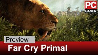Far Cry Primal - gameplay preview