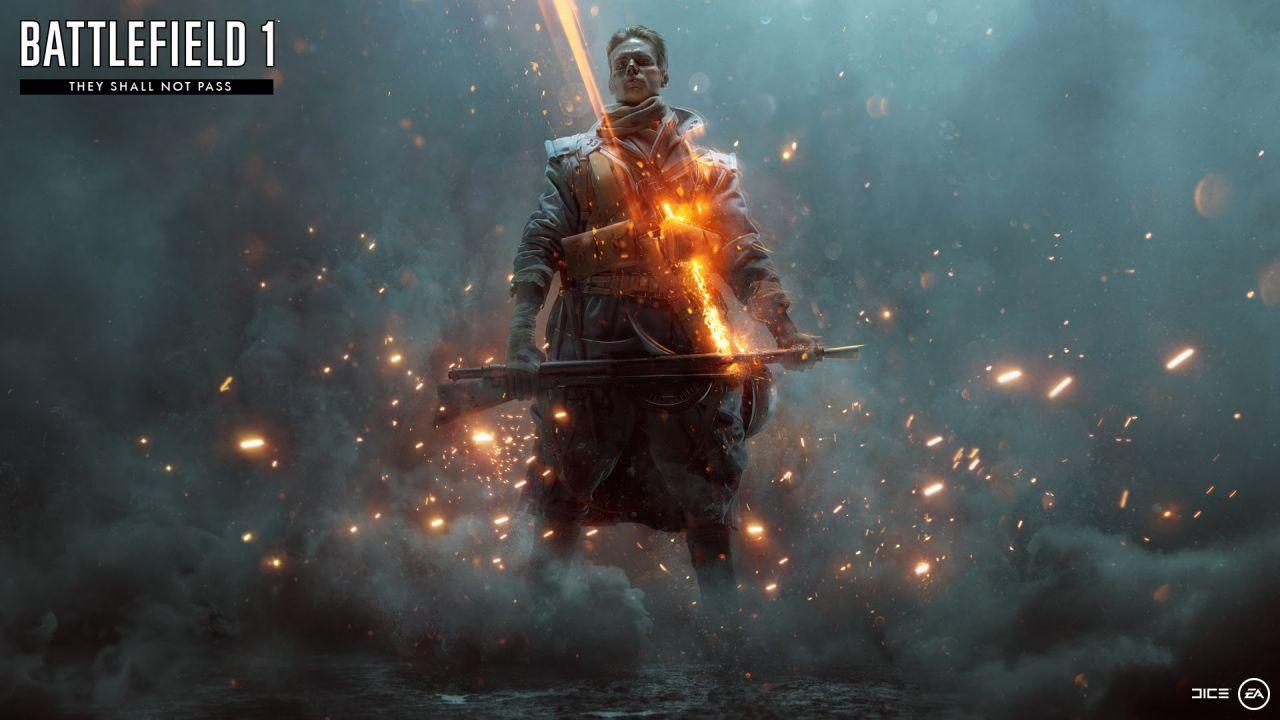 Battlefield 1 Official They Shall Not Pass Trailer