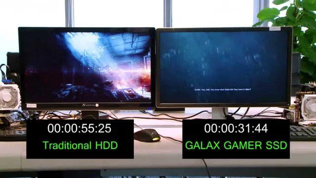 GALAX Gamer SSD - Better Gaming Performance