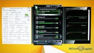 MSI GTX 960 Gaming 2G Overclocking and Gaming App