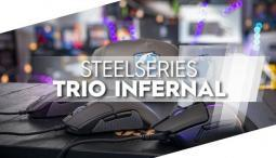 [REVIEW] SteelSeries Sensei 310 VS Rival 310 VS Rival 600 - TopAchat [EN SUBS]
