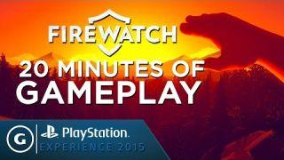First 20 Minutes of Gameplay (No Commentary) - Firewatch