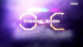 MSI Lightning teaser