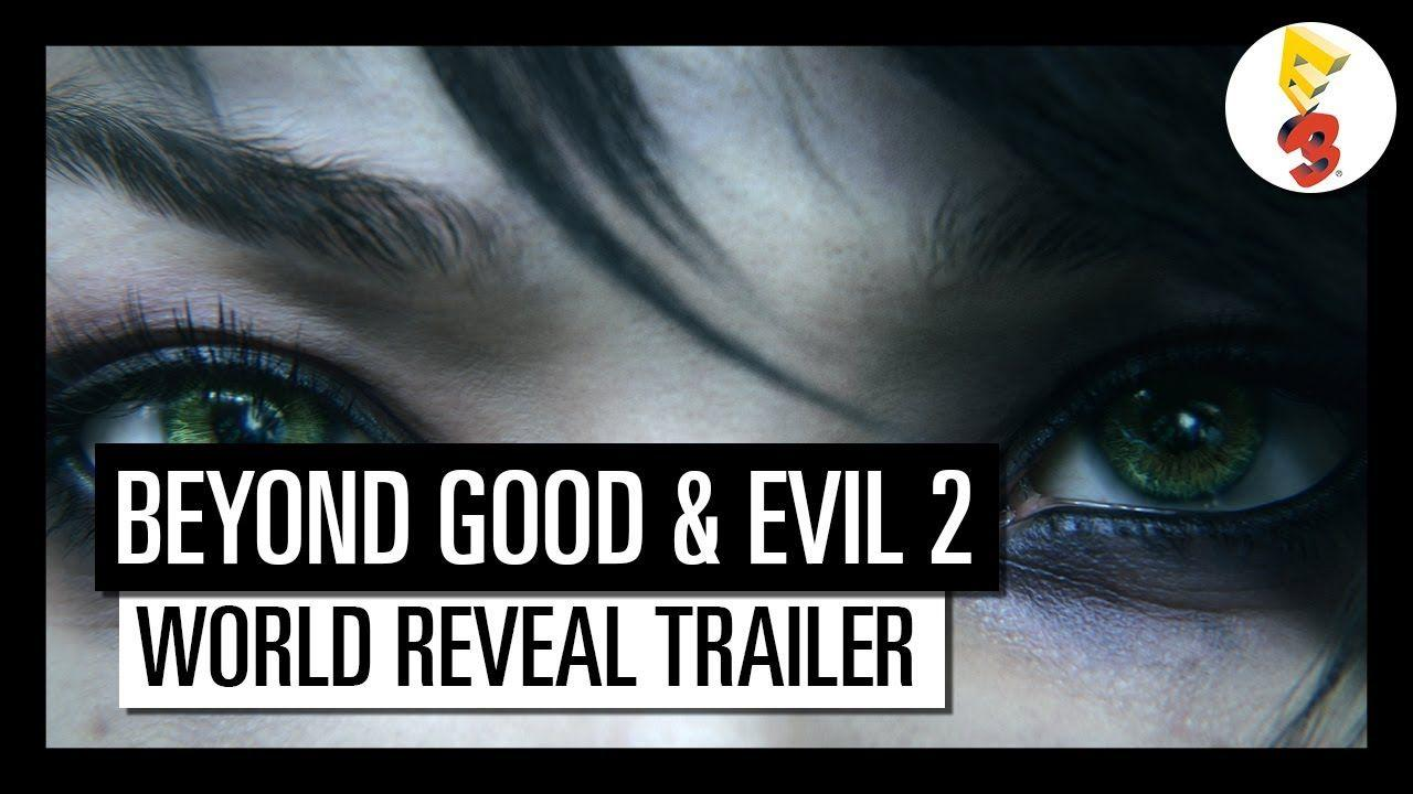 Beyond Good and Evil 2 – E3 2017 World Premiere Cinematic Trailer