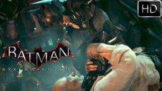 Batman Arkham Knight: Official Gameplay! HD