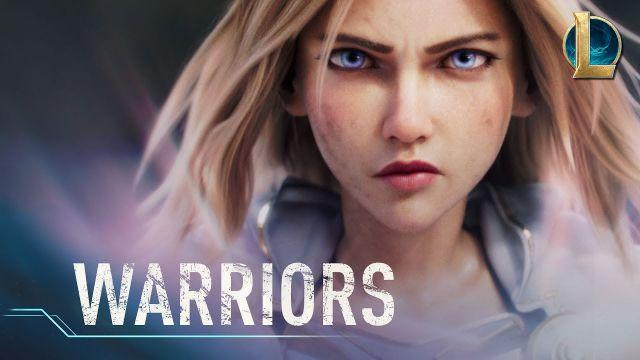 Warriors | Season 2020 Cinematic - League of Legends (ft. 2WEI and Edda Hayes)