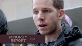 MINORITY REPORT | Official Trailer | FOX BROADCASTING