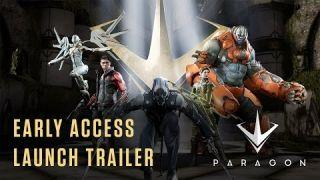 Paragon - Early Access Gameplay Launch Trailer