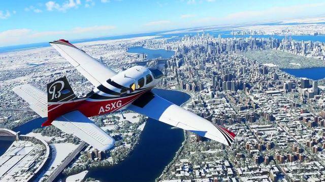 FLIGHT SIMULATOR Bande Annonce Officielle (2020)