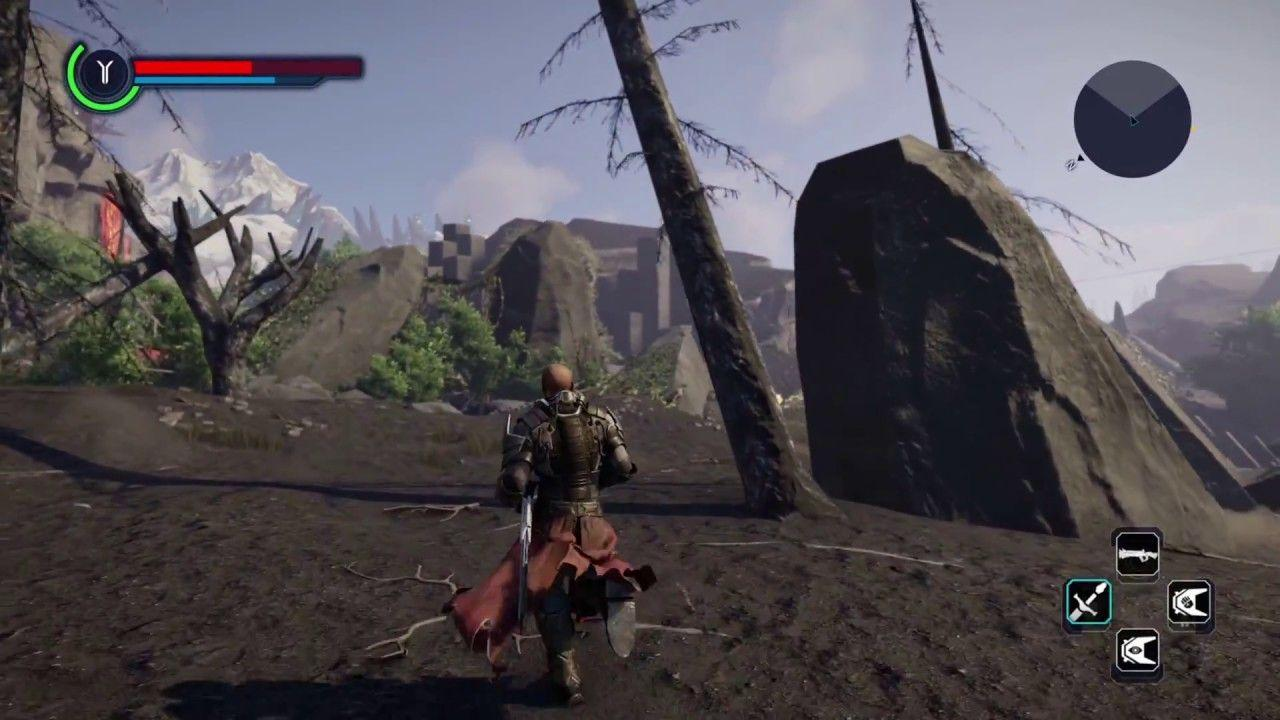 ELEX - E3 2017 Gameplay 4K