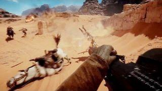 Battlefield 1 - 78 Minutes Sinai Desert Map Multiplayer Gameplay - GamesCOM 2016 ✔