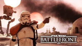 Star Wars Battlefront Gameplay - Trailer de lancement