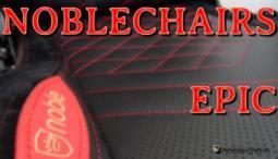 [TEST] [FR] NOBLECHAIRS EPIC Rouge/noir