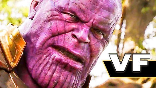 AVENGERS 3 INFINITY WAR Bande Annonce VF Finale