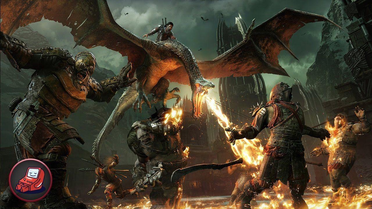 La Terre du Milieu L'Ombre de la Guerre FR - Bande Annonce Open World | PS4, Xbox one et PC