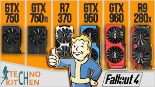 Fallout 4 (GTX 750/750 Ti/950/960 R7 370/ R9 280X)